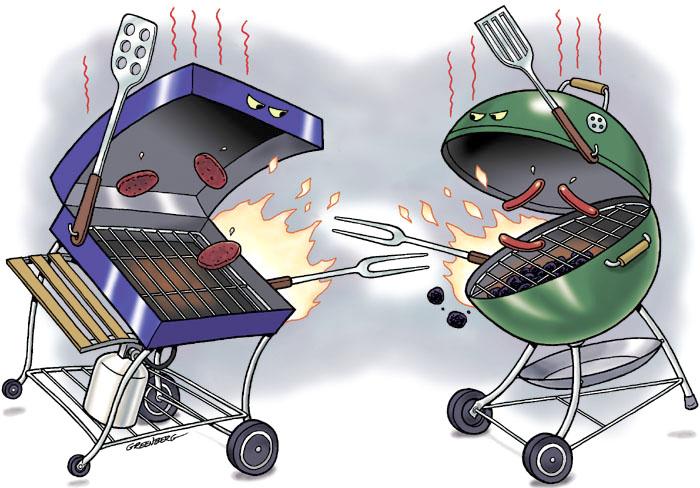 bbq grill rules in short term rentals orlando florida
