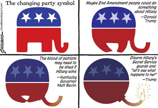 Changing Gop Symbols
